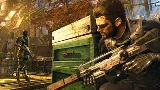 Deus Ex Mankind Divided 41 Minutes 1080p Gameplay Deus Ex Mankind Divided gameplay walkthrough demo