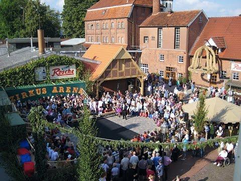 Historischer Korn- und Hansemarkt 2014 in Haselünne