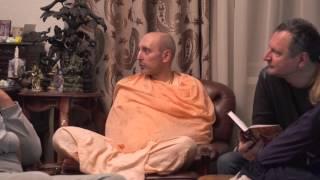 В гостях Бхарати Свами. Духовное общение 15.11.2015