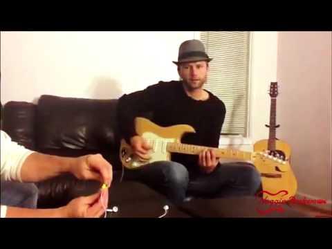 Sound delivery of Noggin Rockers pocket Guitar Amp
