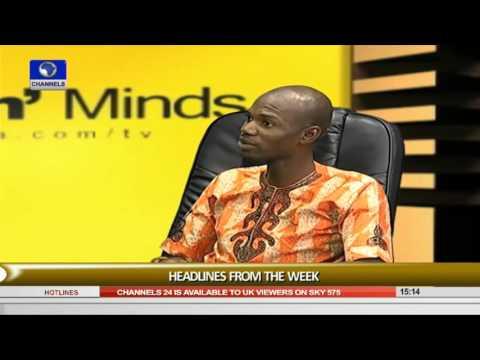 Rubbin Minds: News From The Week With Ojo Emmanuel 04/10/15