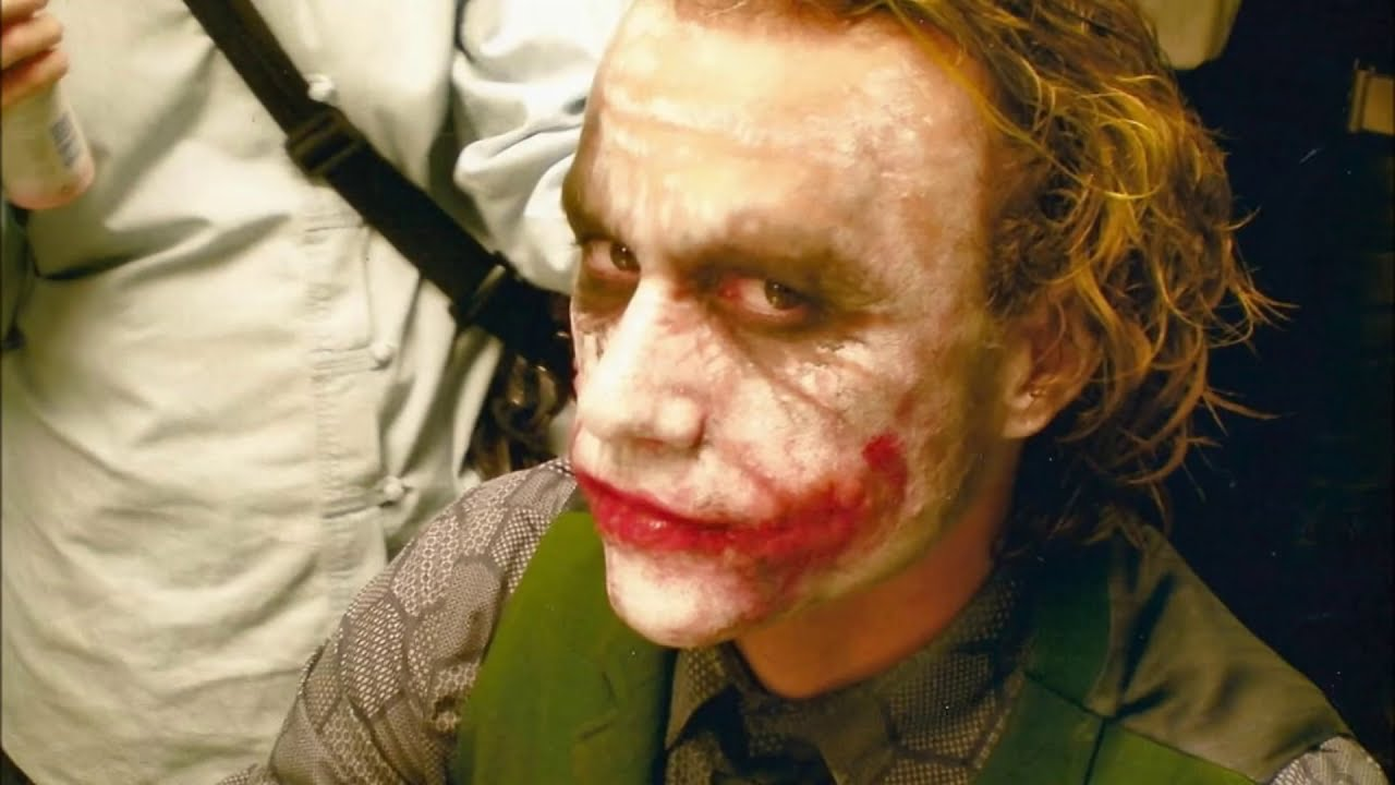 Download The Dark knight / behind the scenes / the joker / why so serious