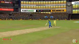 LIVE: IND vs AUS 2020 Live | 1st ODI | FINAL OVER 1 | India vs Australia 2020 Live | Real Cricket