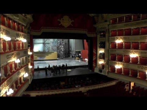 La Scala Theatre Milan - Teatro alla Scala Milano - Museo teatro - Museum Opera