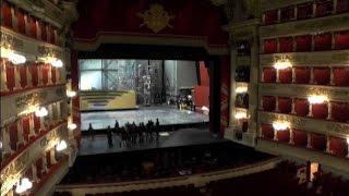 La Scala Theatre Milan - Teatro alla Scala Milano - Museo teatro - Museum Opera(, 2015-05-04T14:17:39.000Z)