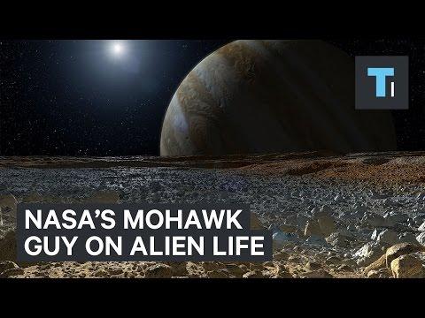 NASA's Mohawk Guy on alien life