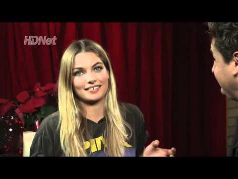 Victoria's Secret Model Jessica Hart on Naughty But Nice
