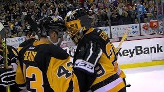 12/31/16: Canadiens 3 At Penguins 4 F/ot