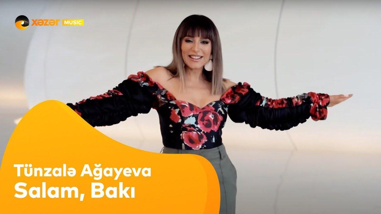 Tunzalə Agayeva Salam Baki