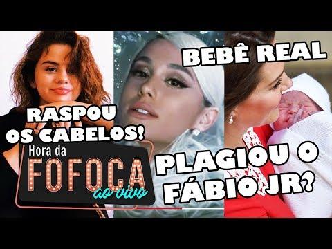 🔴#HoraDaFofoca AO VIVO, hoje 23/04/18, às 20h horário de Brasília.