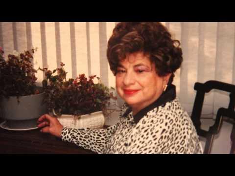 "Rebbitzin Chana Weinberg, A""H"
