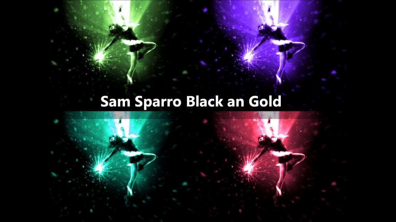 4557e29ae69 Sam Sparro Black and Gold - YouTube