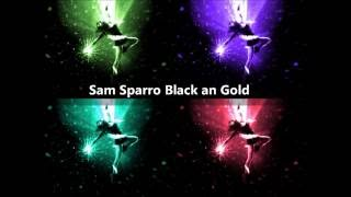 Sam Sparro Black and Gold