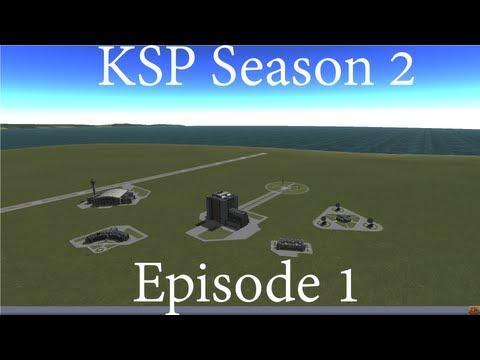 KSP - S2E1 - Sputnik