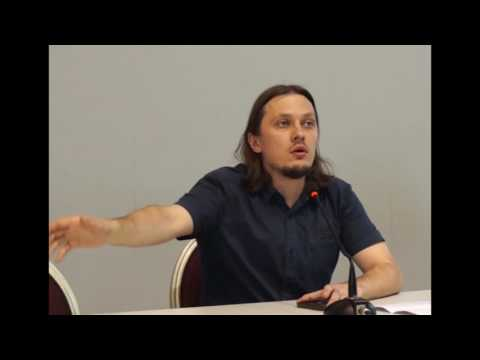 """""""Людина і її.."""" - цикл лекцій диякона Іоана Логінова"""