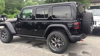 2018 Jeep Wrangler UNLIMITED RUBICON   Nemer CJDR of Saratoga   18298s