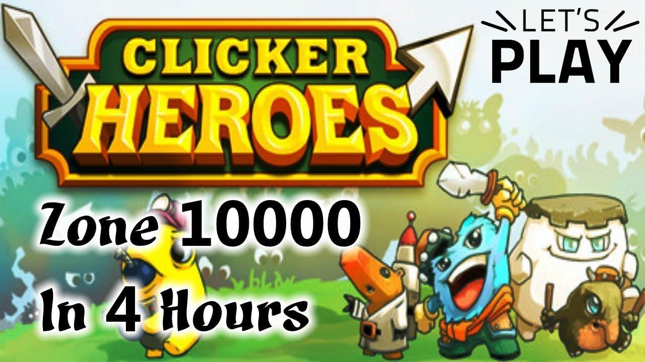 Clicker Heroes 1 0: Episode 2 - Zone 10000 In 4 Hours