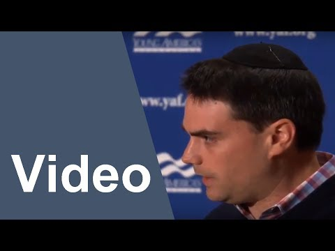 Ben Shapiro - Debunks Racial Discrimination Myth Within our Justice System
