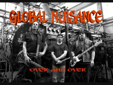 Global Nuisance - Over and Over (FULL ALBUM)