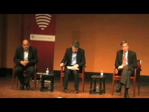 Should Business Play God?  Jeff Van Duzer and Gautam Ahuja at the University of Michigan
