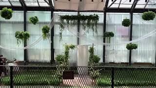 [웨딩]청주꽃집 채희수플라워 하우스웨딩데코 그리너리카페