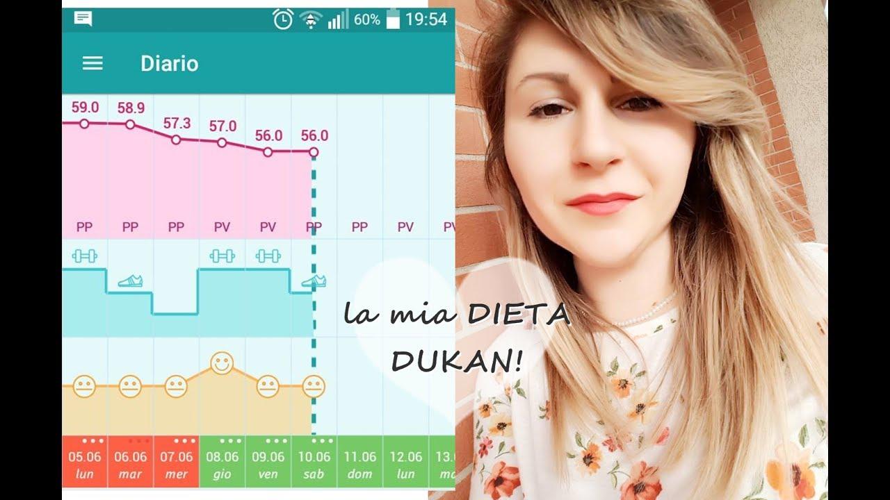 attacca la dieta dukan