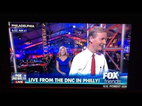 FOX News Steve Doocy FARTS Live On Air