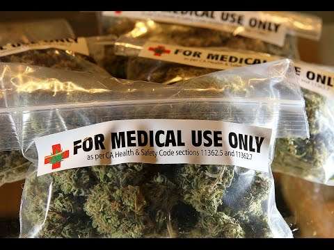 medical properties of cannabis
