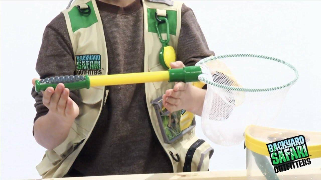 wet u0026 dry essential field gear scoop net youtube