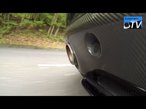 2014 Aston Martin Vanquish (573hp) - pure SOUND (1080p)