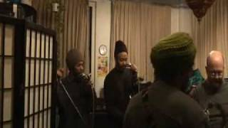 BROTHER NUM & JUDAH ESKENDER TAFARI  REHEARSAL 08