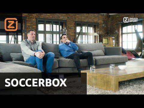 Soccerbox | Jamie Carragher: 'Ik voelde me meer op mijn gemak tegen betere tegenstanders'