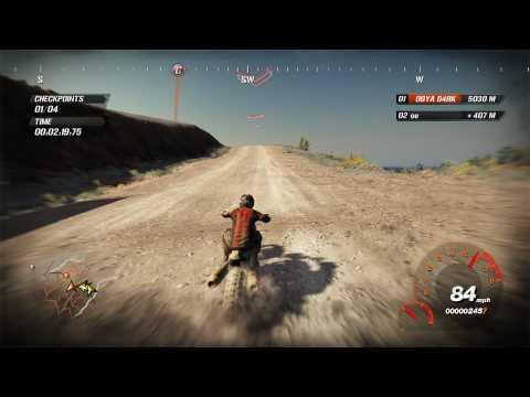 Fuel Pc Gameplay Dirt Bike Race Youtube