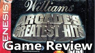 Williams Arcade's Greatest Hits Sega Genesis Review - The No Swear Gamer Ep 475