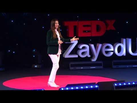 TEDx Talks: Arabic Language:  My home away from home | Dr. Hanada Taha Thomure | TEDxZayedUniversity