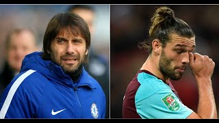 Chelsea know the Premier League striker they want instead of Andy Carroll
