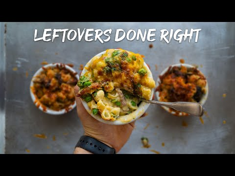 The Best Way to use Leftovers