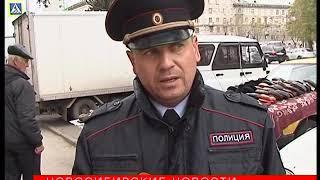 Торговцы-нелегалы в Новосибирске не боятся штрафов в 500 рублей