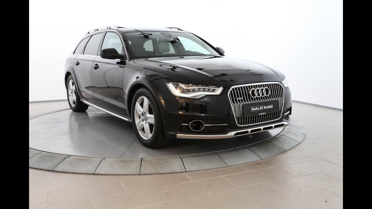 audi a6 allroad quattro 4g c7 3 0 tdi quattro 204. Black Bedroom Furniture Sets. Home Design Ideas