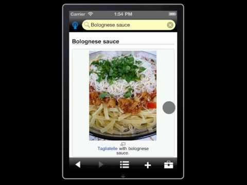 WikiLookup v2.0 - iPhone reference app for Wikipedia