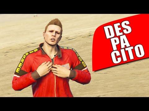 Despacito | Parodia Musical GTA 5 (Canción Luis Fonsi - Despacito ft. Daddy Yankee)