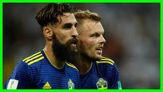 [2018 NEWS]World Cup 2018: Sweden's Jimmy Durmaz defended by team-mates after racial abuse