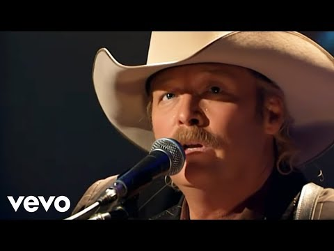 Alan Jackson - Softly And Tenderly (Live)