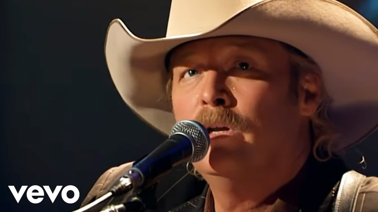 Alan Jackson Softly And Tenderly Live Youtube