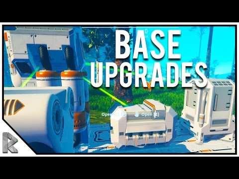 Base Upgrades & Exploration - Planet Nomads Early Access Gameplay #2