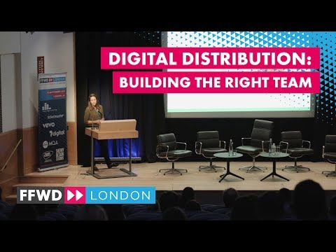 """""""Digital Distribution: Building the Right Team"""" with Dorothee Imhoff, FUGA 