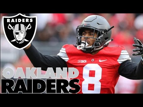 Oakland Raiders || Official 2017 Draft Highlights
