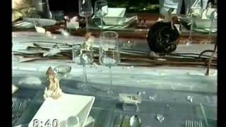 עיצוב שולחן לחג הפסח 2004 - אורלי הראל, קנמון עיצוב עם טעם