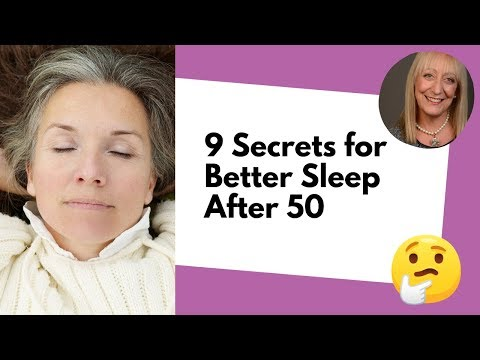 9 Sneaky Tricks for Better Sleep After 50
