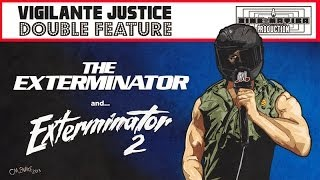 The Cine-Masochist: THE EXTERMINATOR & EXTERMINATOR 2